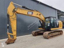 Caterpillar 320EL used track excavator