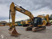 Excavadora Caterpillar 329E excavadora de cadenas usada
