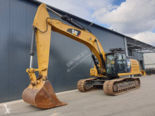 Caterpillar 336FL used track excavator