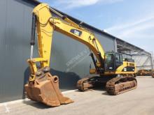 Caterpillar 345CL used track excavator