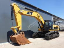 Caterpillar 345D used track excavator