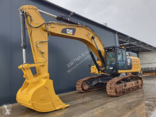 Caterpillar 352F used track excavator