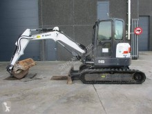 Mini-graafmachine Bobcat E 45