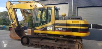 Caterpillar 320 BL used track excavator