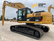 Caterpillar track excavator 329D Long Reach