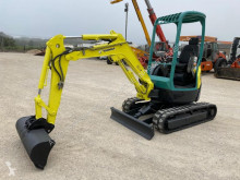 Yanmar VIO 25 used mini excavator
