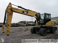 Pelle sur pneus Caterpillar CAT M316D