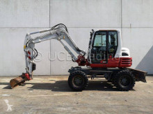 Takeuchi TB295W used wheel excavator
