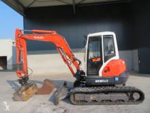 Excavadora Kubota KX 161-3 A miniexcavadora usada