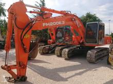 Excavadora Fiat-Hitachi FH200-3 excavadora de cadenas usada