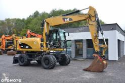 Excavadora Caterpillar 316D excavadora de ruedas usada