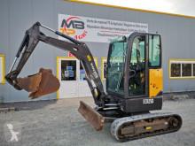 Used mini excavator Volvo ECR25D