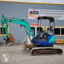 IHI 30 nx2 mini-excavator second-hand