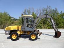 Escavadora Mecalac 12 MXT escavadora de rodas usada