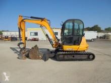 JCB track excavator 8065