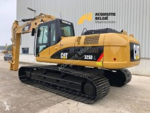 Caterpillar track excavator 325DL