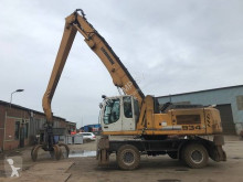Liebherr A 934 C Litronic used industrial excavator