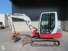 Takeuchi TB235 used mini excavator