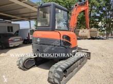 Used mini excavator Kubota U50