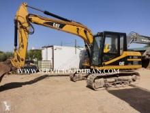 Excavadora Caterpillar 312B excavadora de cadenas usada