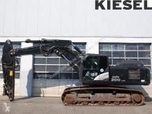 Hitachi ZX300 LCN-6 used track excavator