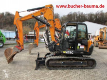 Hanix H 75 CV used mini excavator