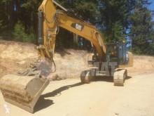 Caterpillar 329E 329 ELN used track excavator