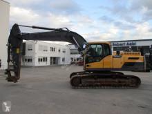 Volvo EC250DNL used track excavator
