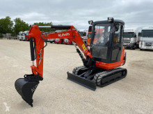 Mini-escavadora Kubota Series KX 61-3