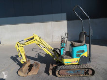 Yanmar B 08-3 used mini excavator