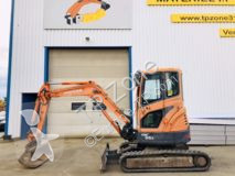 Doosan DX35 Z mini pelle occasion