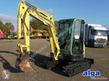 Mini-excavator Yanmar VIO33-U/Schnelwechselsystem/Gr