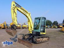 Yanmar mini excavator VIO50-U/Schnellwechselsystem/G