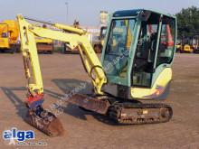 Mini-excavator Yanmar SV 17 EX/Schnellwechselsystem/Graben