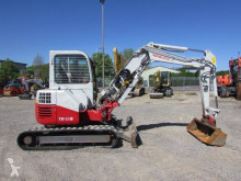 Takeuchi TB153FR mini-excavator second-hand