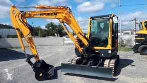 Mini-excavator Hyundai R60 CR 9
