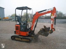Mini escavatore Hitachi ZAXIS 19U