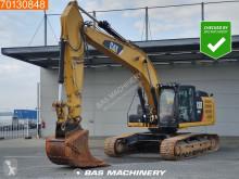 Escavadora Caterpillar 329E escavadora de lagartas usada