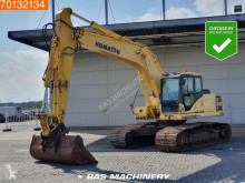 Excavadora Komatsu PC210 LC-7K all functions - Dutch machine excavadora de cadenas usada