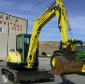 Escavadora Yanmar VIO 55 VIO 55 mini-escavadora usada