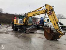 New Holland MH 5.6 used wheel excavator