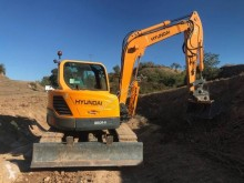 Mini-excavator Hyundai R80 CR 9
