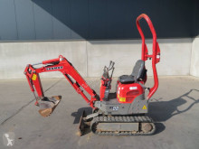Yanmar SV 08 used mini excavator