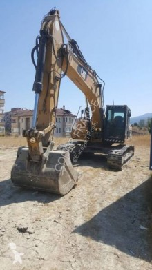 Caterpillar 329D 329DL excavator pe şenile second-hand