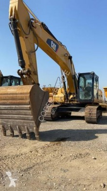 Caterpillar 329D 329DL used track excavator