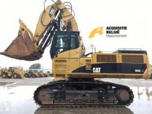 Excavadora Caterpillar 385C FS excavadora de cadenas usada