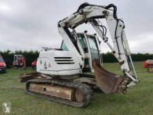 Excavadora Mecalac 714 MC excavadora de cadenas usada