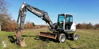 Excavadora excavadora de ruedas Terex TW 85
