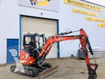 Kubota U35-3 used mini excavator