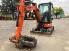 Hitachi ZX26 mini-excavator second-hand
